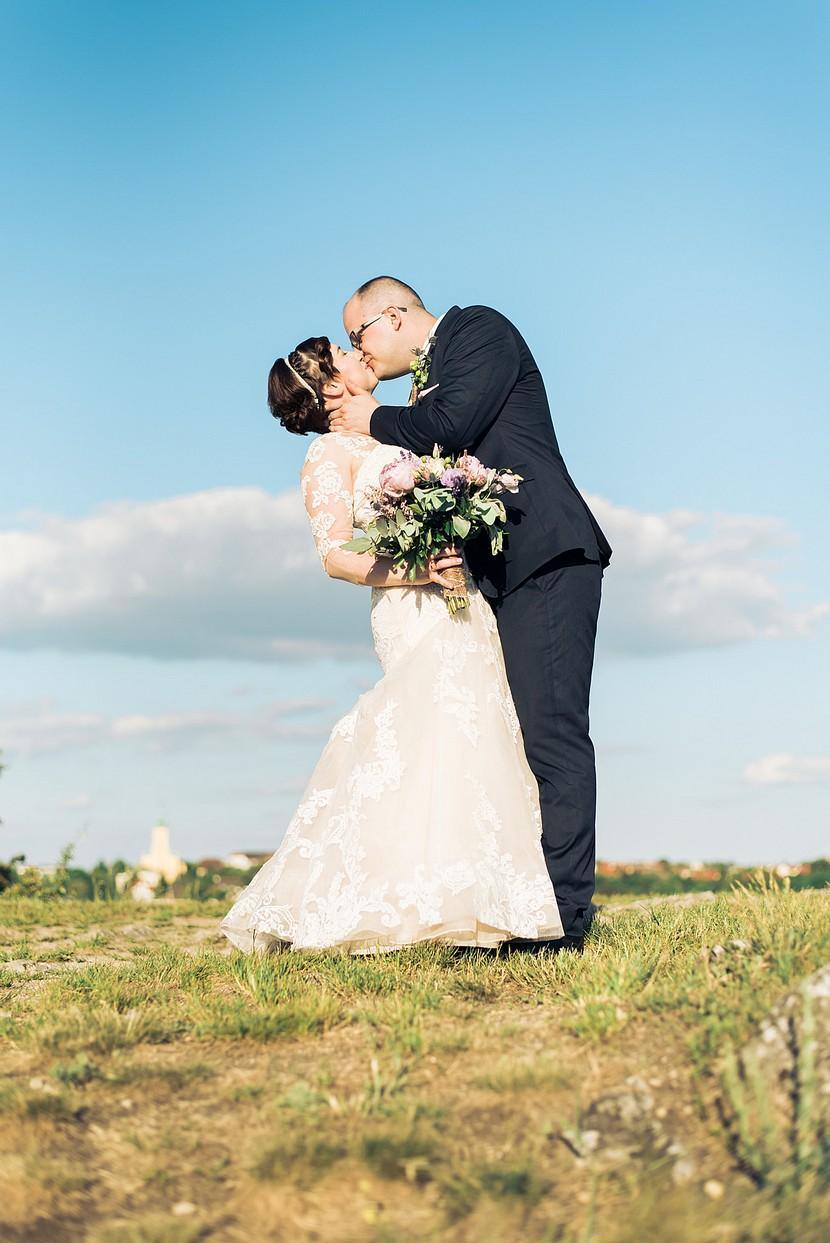 Benedek-hegy Veszprém esküvő