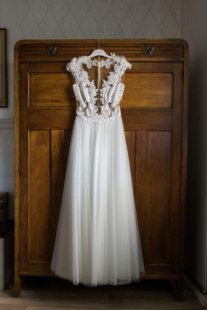 Daalarna esküvői ruha