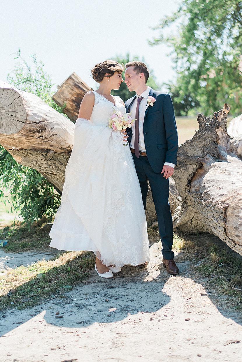 tengerparti kreatív esküvői fotózás