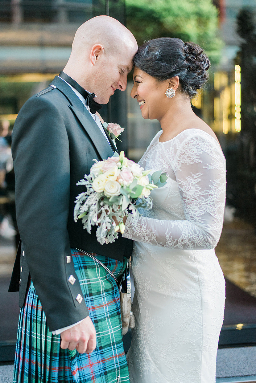 exclusive Scottish wedding at Hungary, Budapest, at the Gresham Palace Four Seasons hotel