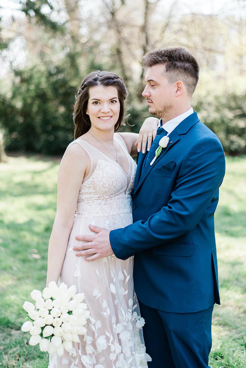 kreativ esküvőfotó