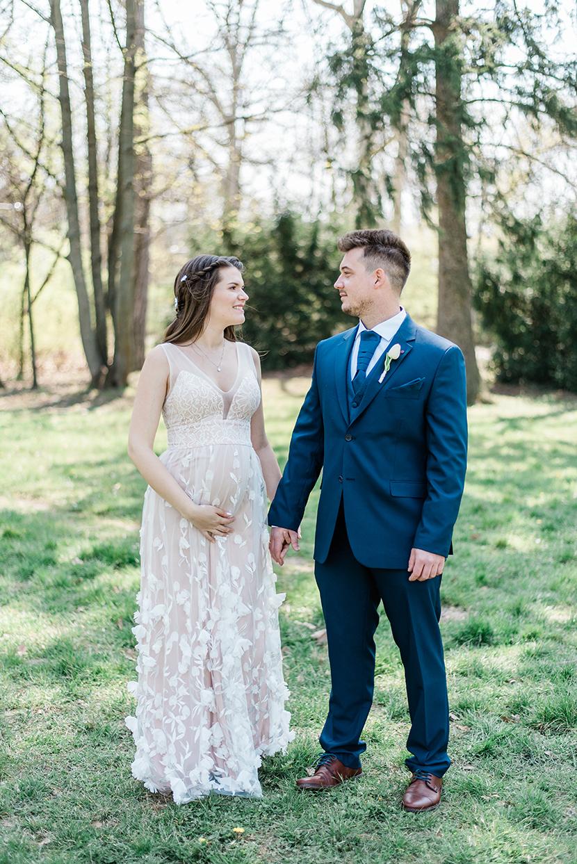 erdei esküvő, természetközeli esküvő Orczy Rafael