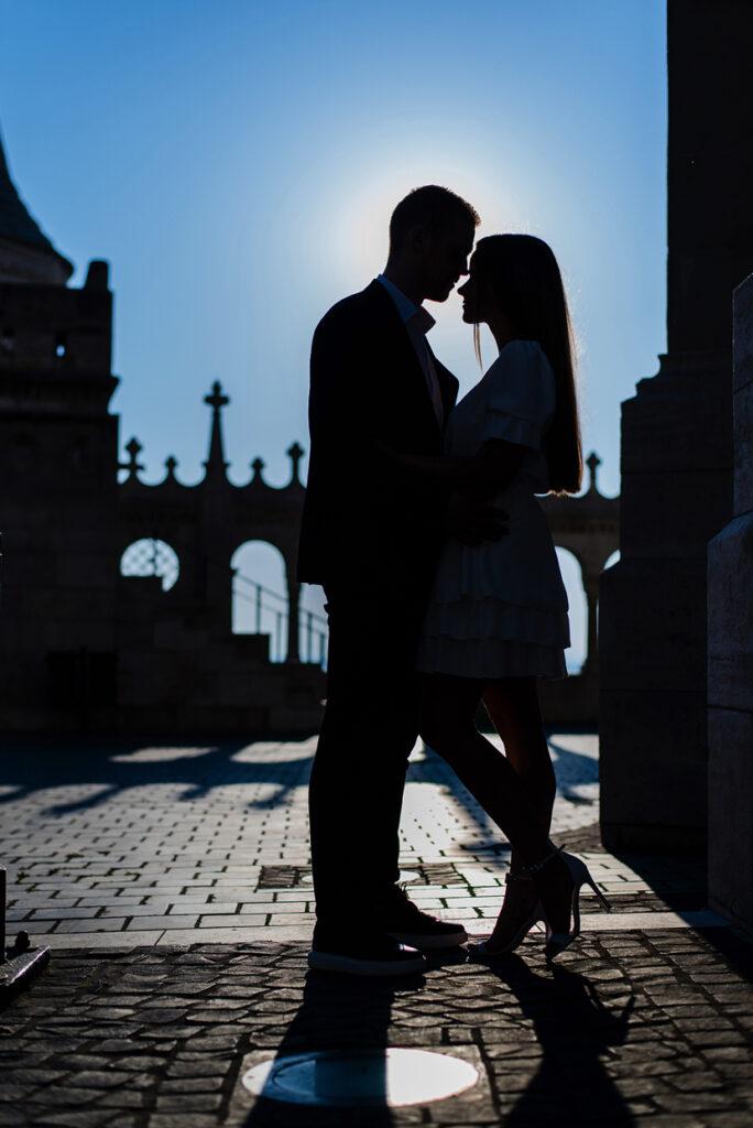 来自布达佩斯的婚礼摄影师